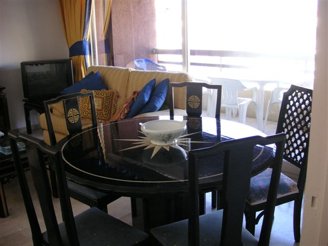 Lounge Dining Room